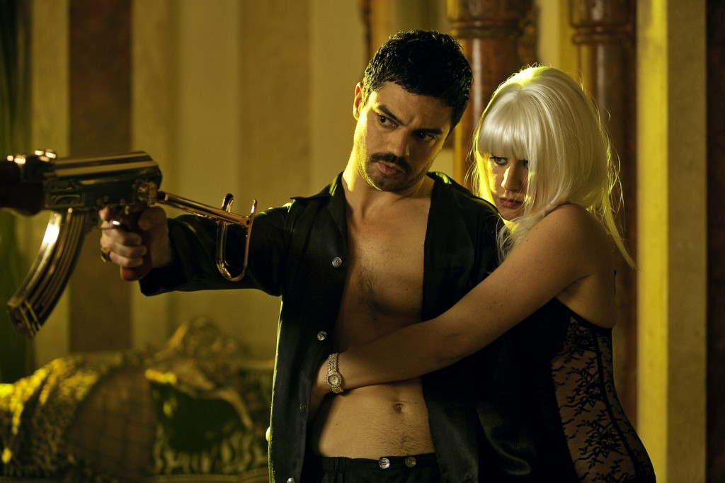 Dominic Cooper and Ludivine Sagnier star in THE DEVIL'S DOUBLE.