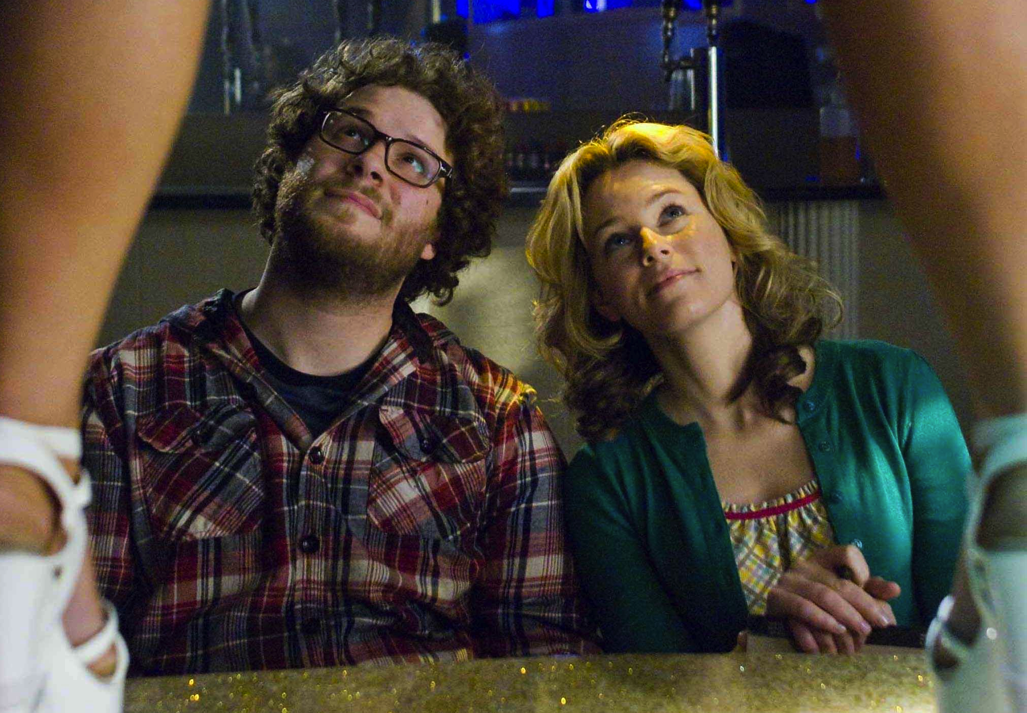 Seth Rogen and Elizabeth Banks star in Kevin Smith's ZACK & MIRI MAKE A PORNO.